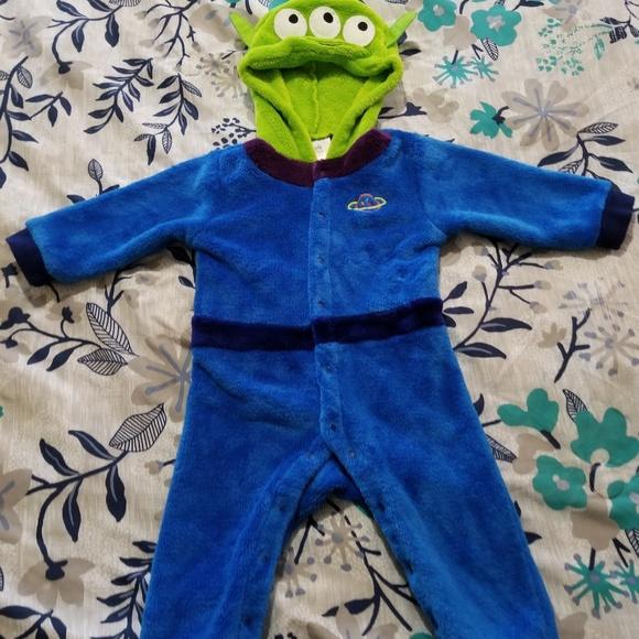 Disney Other - Disney Toy Story Fleece Toddler Costumes